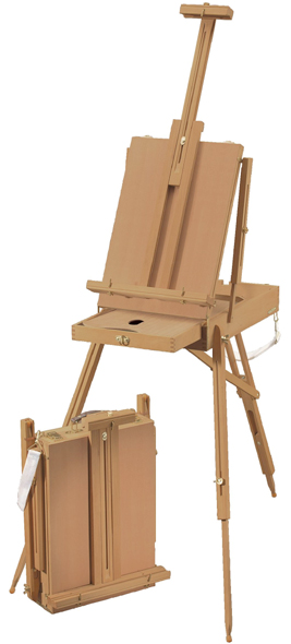 Alvin Heritage™ Deluxe French Easel Beech