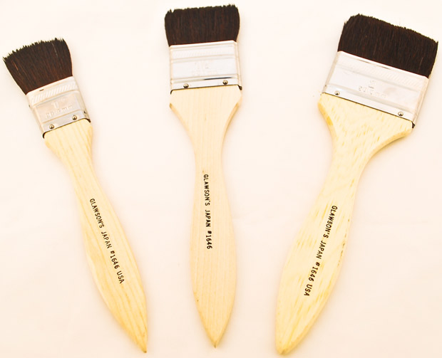 Mack Japan Brush Series 1646: Size 1 inches