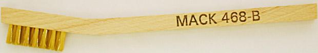 Mack Brass Mini Scratch - Detail Series 468-B