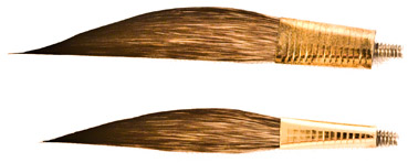 Mack Lazer Line Cabriolet Brushes Series LL-CB: Size-0