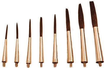Mack Lazer Line Quill Series LL-LLQ: Size-3