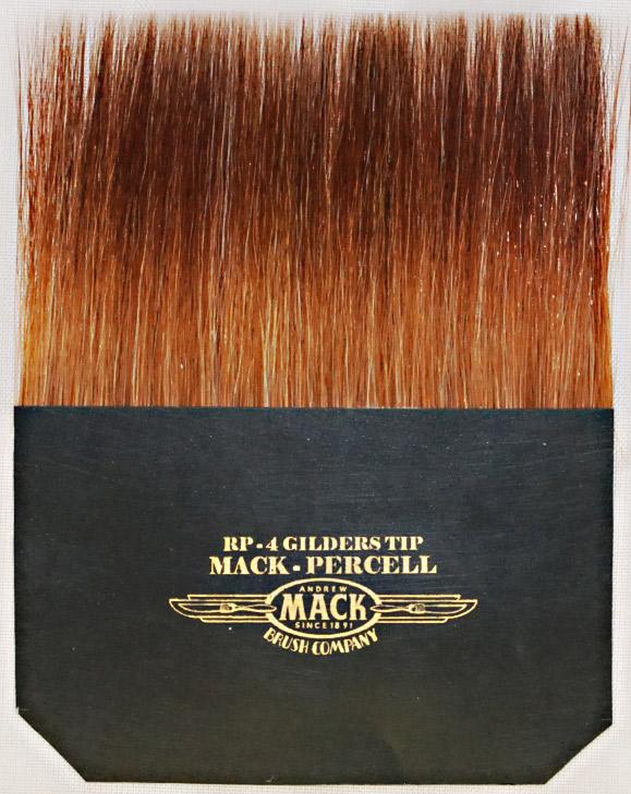 Mack Gilders Tip for Loose Gold Series RP-4