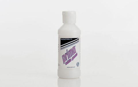 Prima White Gesso: 236ml, Bottle