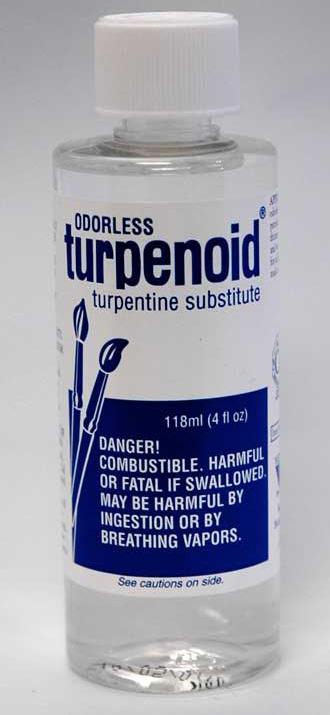 Weber Odorless Turpenoid: 118 ml