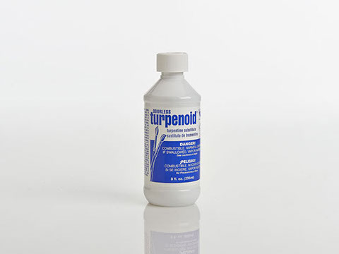 Weber Odorless Turpenoid: 236ml