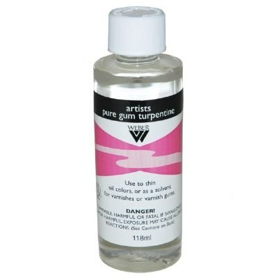 Weber Turpentine: 236ml