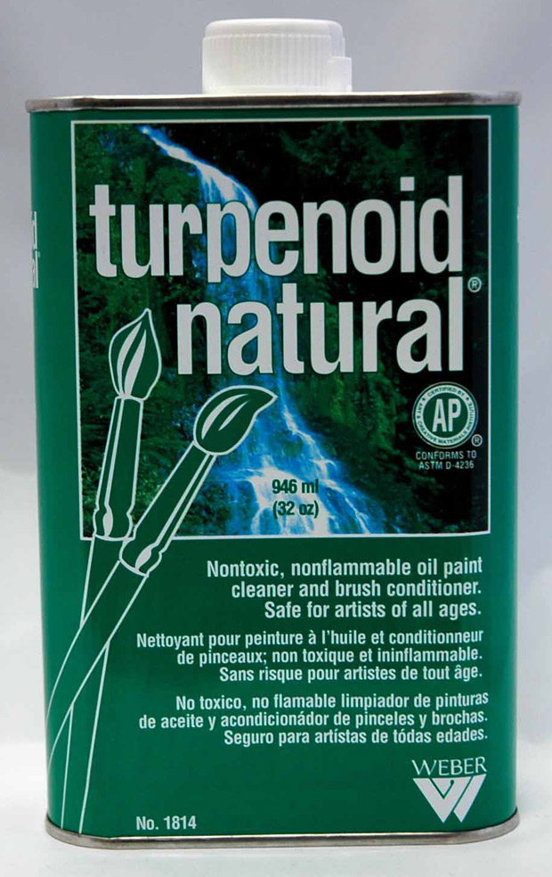Turpenoid Natural: 946 ml
