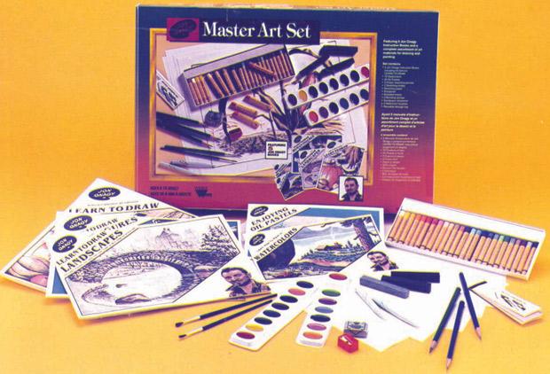 Jon Gnagy Master Art Studio