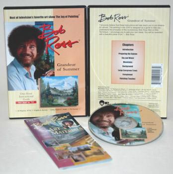 Ross DVD Grandeur Of Summer