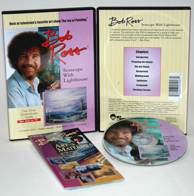 Ross DVD Seascape/Lights