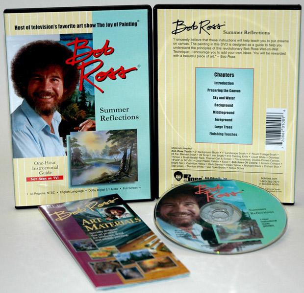 Ross DVD Summer Reflection