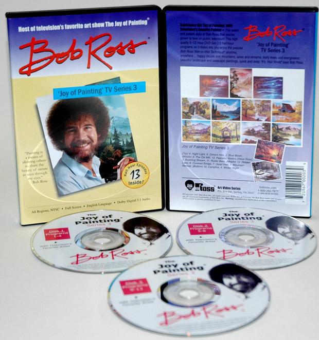 Ross 10 DVD Set-9: 1 Hr Workshops Plus Dvd R001 Getting Started