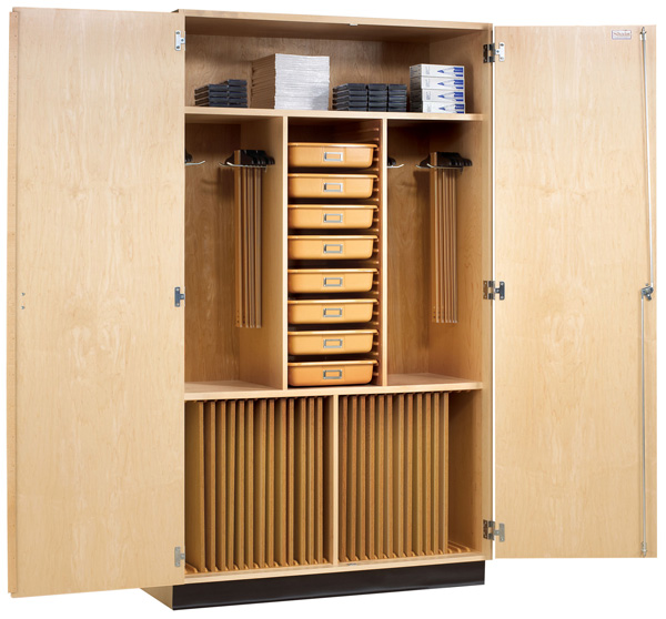 Shain Drafting Supply Cabinet
