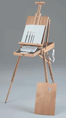Rivera Sketchbox Easel Deluxe Studio