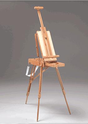 Rivera Deluxe Field Sketchbox Easel w/ Metal Drawer: Model # 92-3033