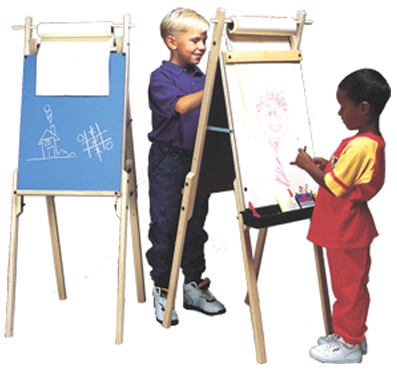 Kids' Dual Art Center
