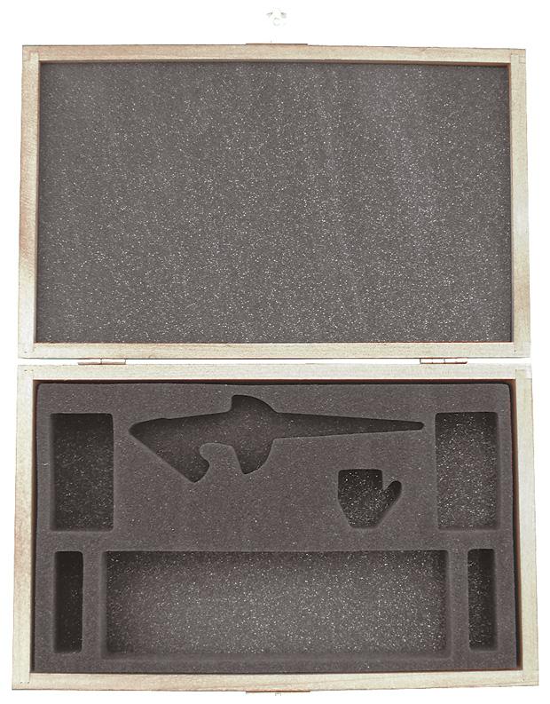 P-178 Deluxe Wood Case