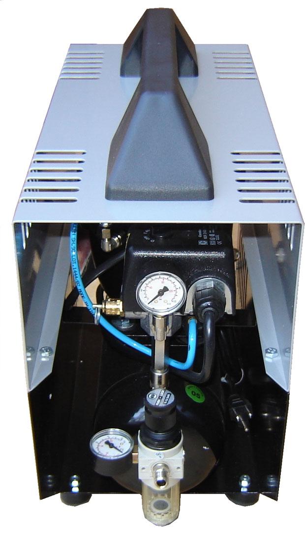 Silentaire Super Silent DR-150 Whisper Quiet Airbrush Compressor