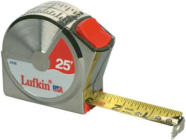 Lufkin® 2000 Series Power Tape: Measurement 25 Feet