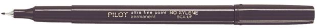 Pilot® Extra Fine Point Permanent Marker: Black