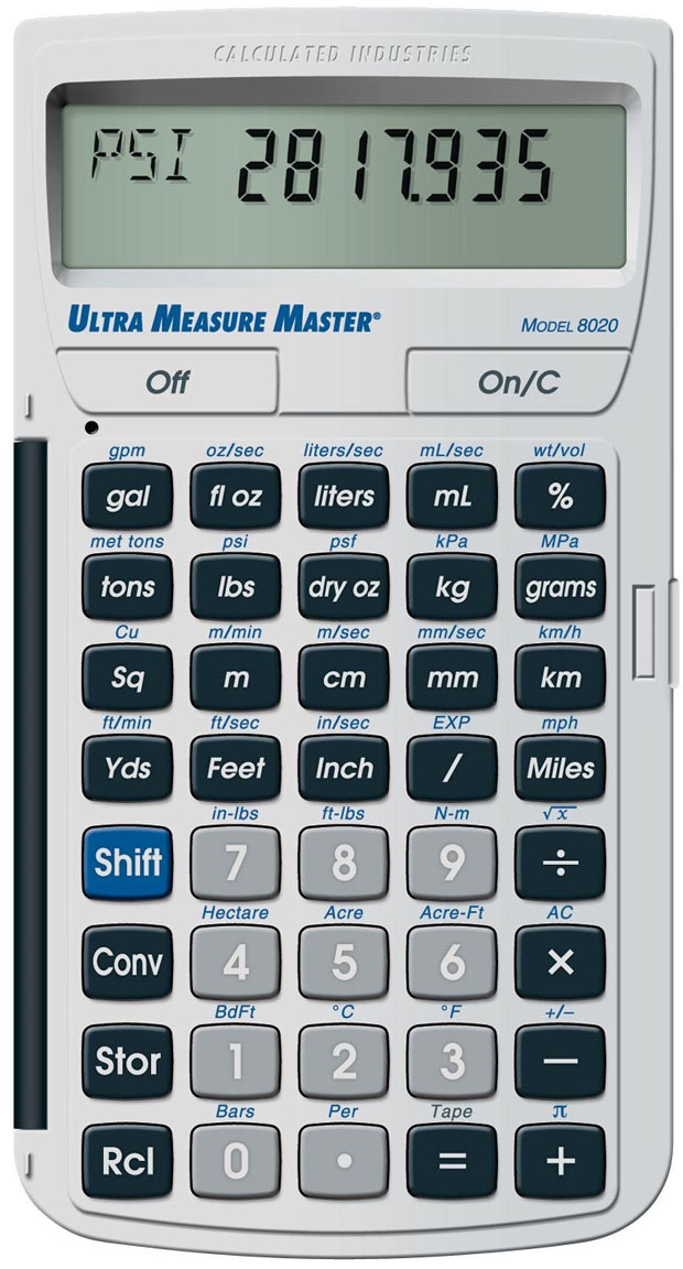 Ultra Measure Master™: 8025