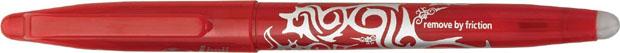 Pilot® Frixion Ball Erasable Gel Pen: Red Fine