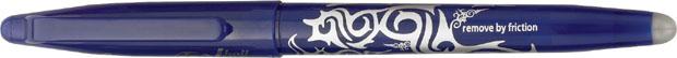 Pilot® Frixion Ball Erasable Gel Pen: Blue Fine