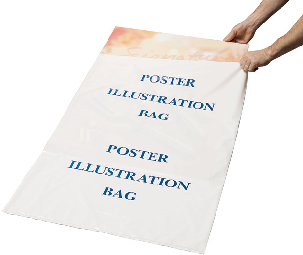 Alvin Poster Illustration/Foam Core Bag: 26 x 38 Inches 100 Piece