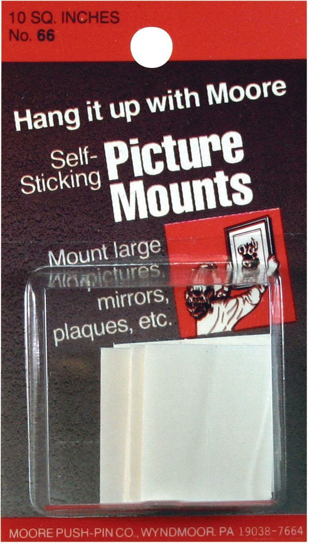 Moore Picture Mount: Pack Of 4