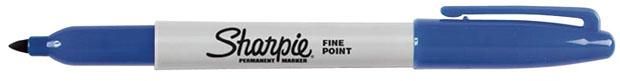 Sanford® Sharpie® Fine Point: Blue