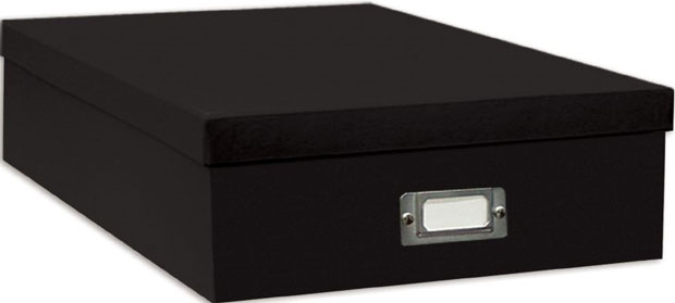 Pioneer Acid-Free Scrapbook Storage Box