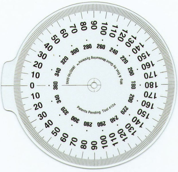 Quint Graphics True Angle® Dial: Attachable Dial 4