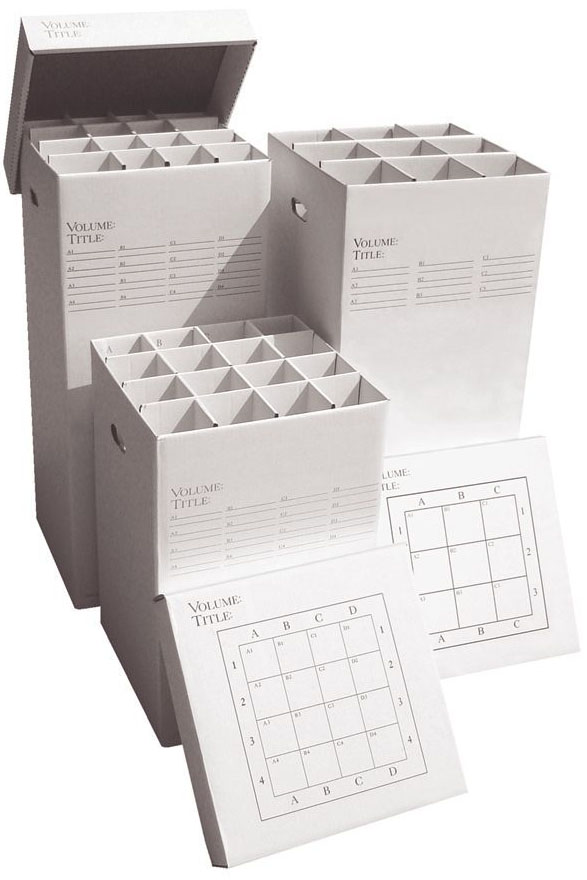 Advanced Organizing Systems Manager Rolled Storage: 9 Slots, 37""