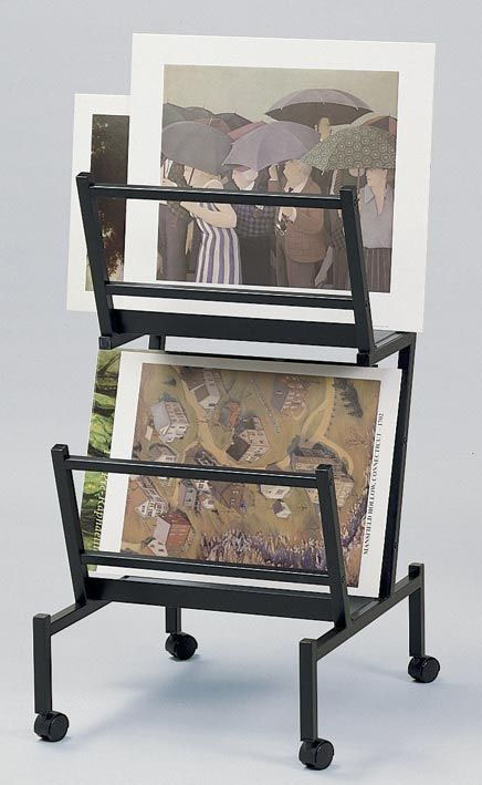 Heritage Print and Poster Holder: Double Print