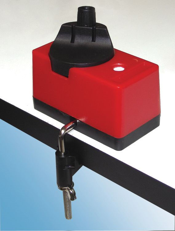Alvin® Desktop Lead Pointer: With Clamp-Red