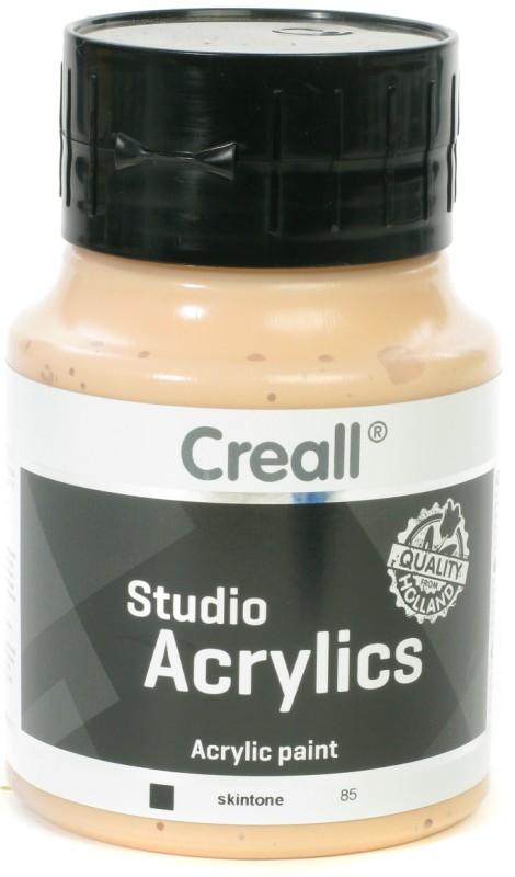 Creall Studio Acrylics: 500 ml, 85 Skintone
