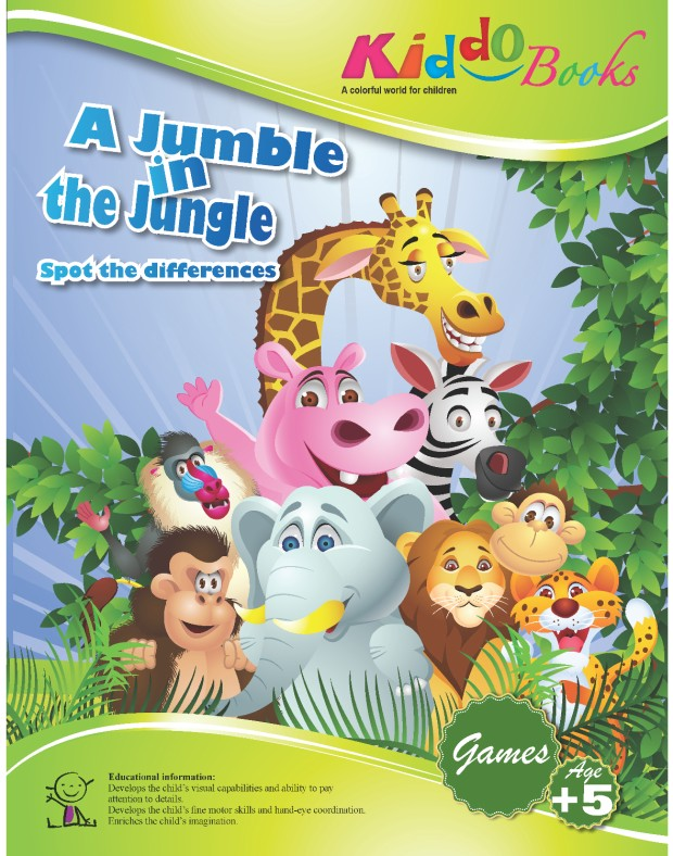Kiddo A Jumble in the Jungle