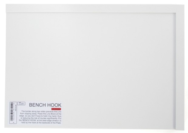 "ABIG Bench Hook: 12.4"" x 8.66"", Left-handed"