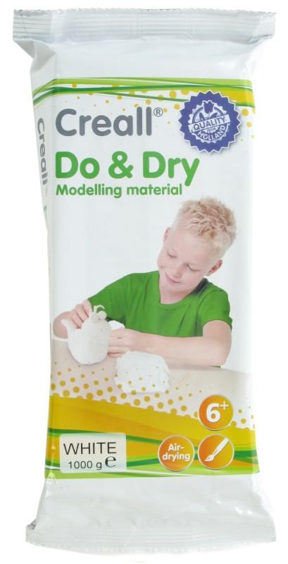 Creall-Do&Dry Regular: 1000g, White