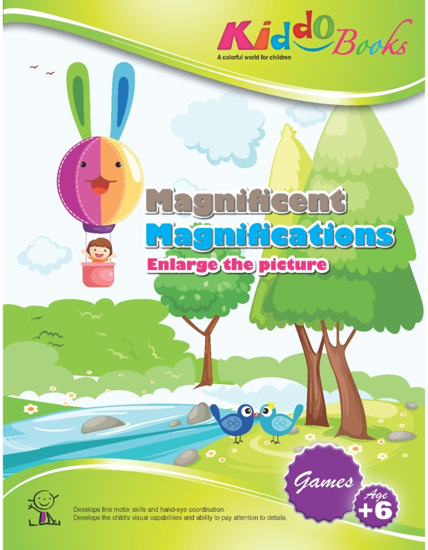 Kiddo Magnificent Magnifications