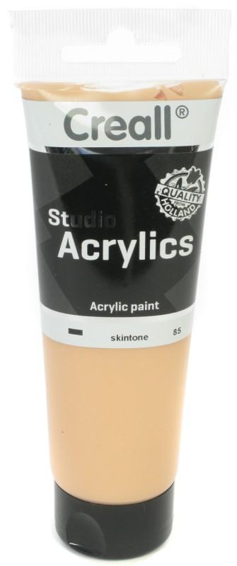 Creall Studio Acrylics Tube: 120 ml, 85 Skintone