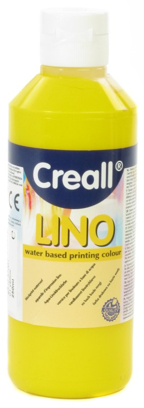 Creall-Lino: 250 ml, 01 Yellow