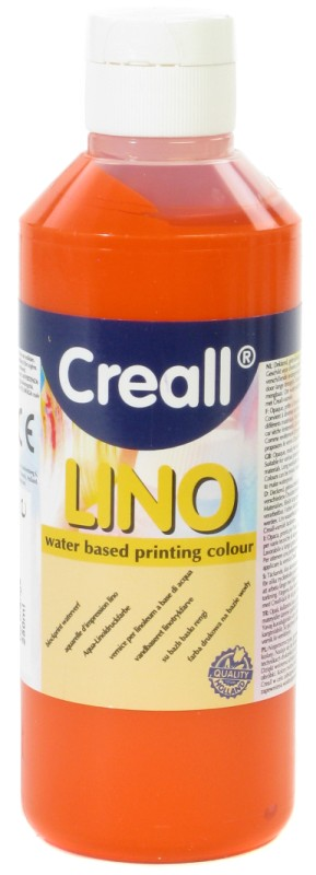 Creall-Lino: 250 ml, 02 Orange