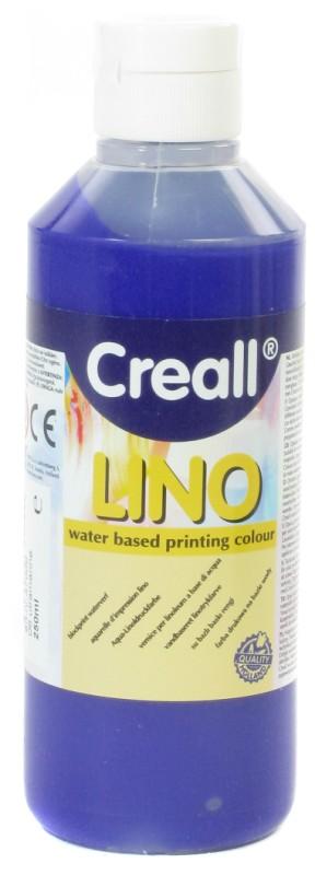Creall-Lino: 250 ml, 06 Ultramarine