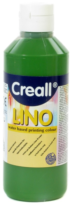 Creall-Lino: 250 ml, 07 Green