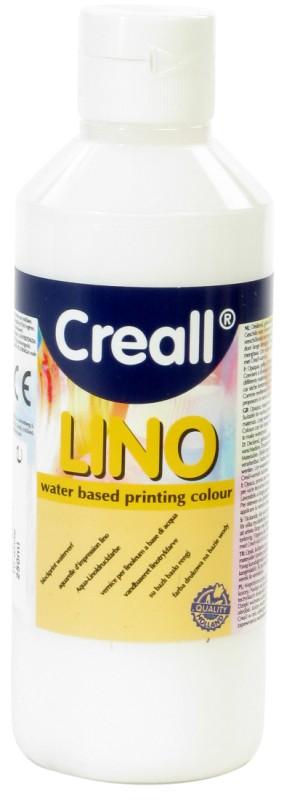 Creall-Lino: 250 ml, 10 White