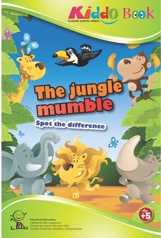 Kiddo The Jungle Mumble