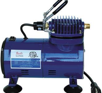 Paasche Model D500 Air Compressor (1/8 hp.)