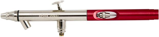 Badger Vega Series T61 Dual Action  Airbrush: Bottom Feed