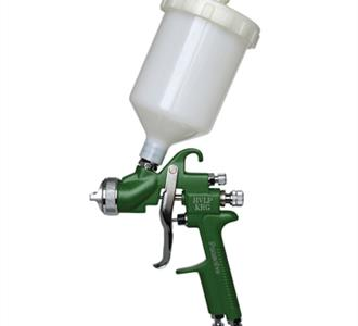 Paasche HVLP Gravity Spray Gun with 1.4mm Head